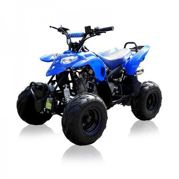 Quad 110cc Sport blau