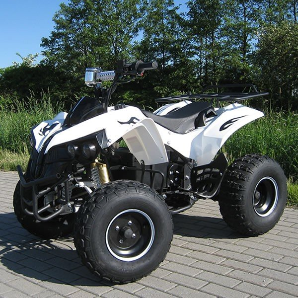 E-QUAD 1000W S-10 Streethummer weiss