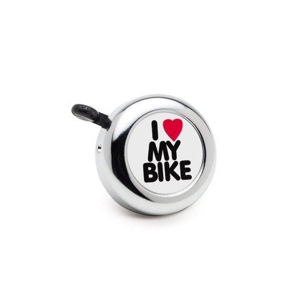 """Electra Fahrradklingel """"I love my bike"""""""