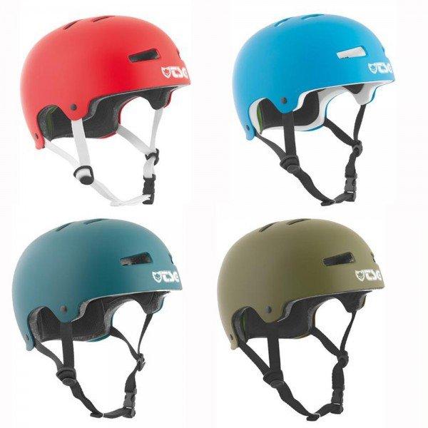 TSG Helmet EVOLUTION Solid Color verschiedene Farben