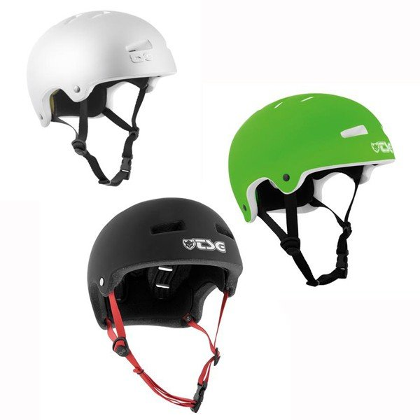 TSG Helmet SUPERLIGHT Solid Colors MTB BMX verschiedene Farben