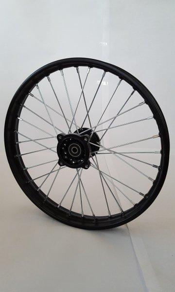 """Felge 17"""" vorne Racing - achse ø12mm - Dirtbike Pitbike Mini Moto Crossbike"""