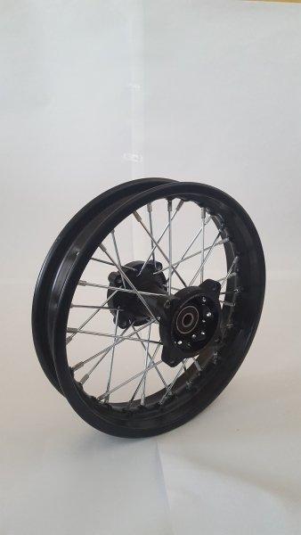 "Felge 12"" hinten Racing - achse ø12mm - Dirtbike Pitbike Mini Moto Crossbike"