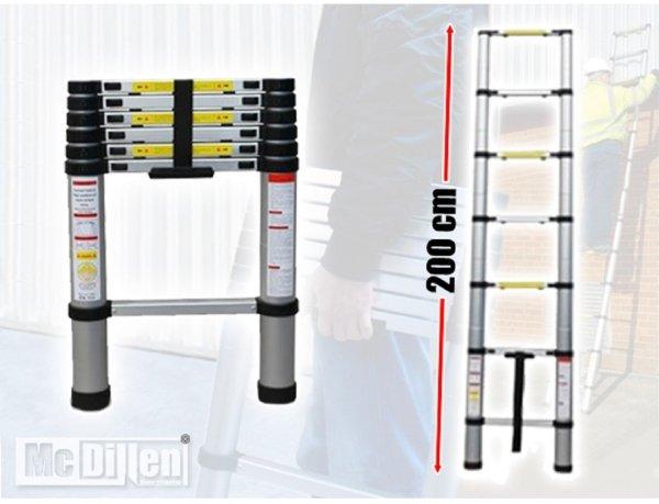ALU-Leiter KlickFix 200 McDillen