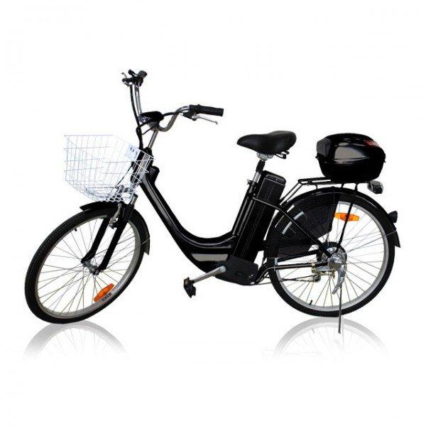 """26"""" E-Bike 250W Cityfahrrad City1 in verschiedenen Farben"""