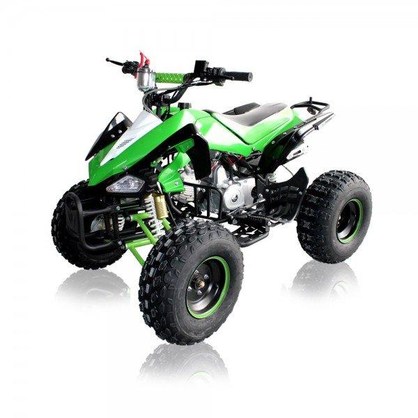 Quad 110cc Panthera grün