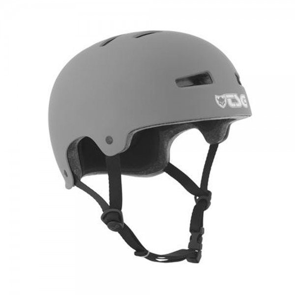TSG Helmet EVOLUTION Solid Color flat-coal GrS/M