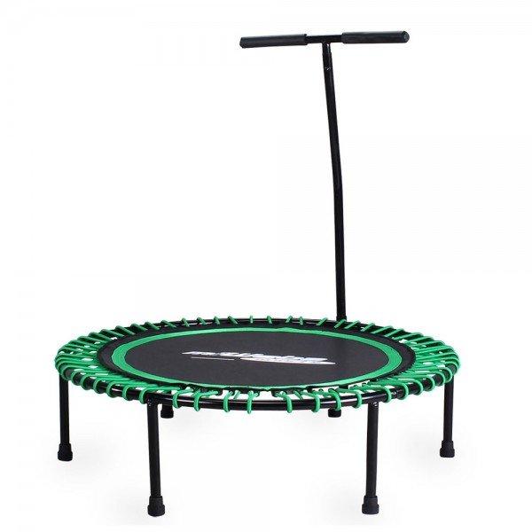 Miweba JUMPNESS Round Fitness Trampolin grün