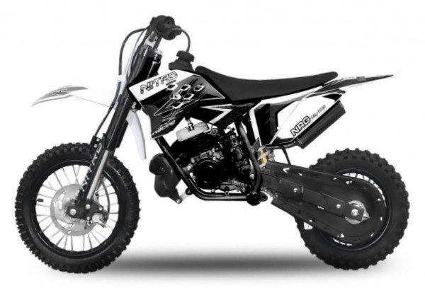 """49cc Dirtbike NRG50 12/10"""" Zoll RS verschiedene Farben"""