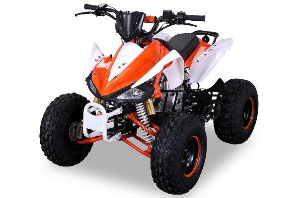 Quad 125cc Panthera S-14 orange/weiß
