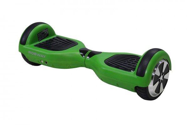 E-Balance Hoverboard ROBWAY W1 MATT EDITION 6,5`Reifen mit App-Funktion