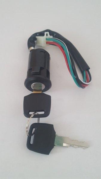 Zündschloß Schlüssel Dirtbike Pocketbike Kinderquad Mini Cross Universal N34 P