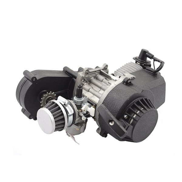 Motor 49 cc für Dirtbike Miniquad Pocketbike MIT Elektrostarter