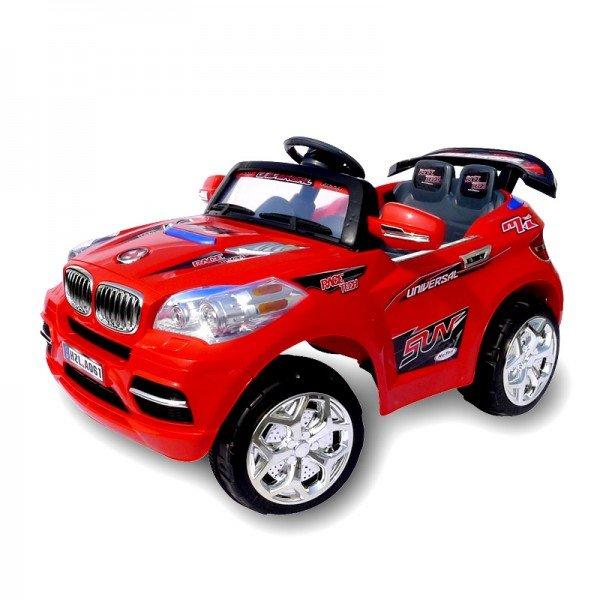 Kinder Elektroauto BMX SUV A061 rot