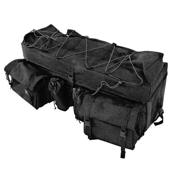 ATV Gepäcktasche Quad schwarz SW-1011