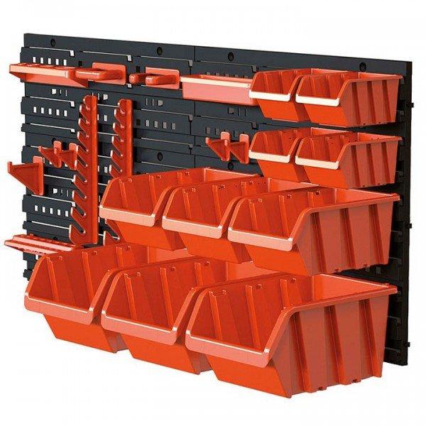 Prosperplast 31tlg Werkzeugwand ORDERLINE NTBNP4