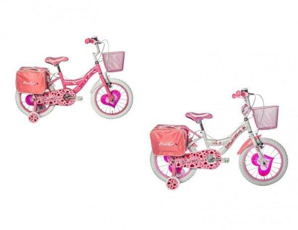 Kinderfahrrad Girls Schiano Pink Love 16 Zoll