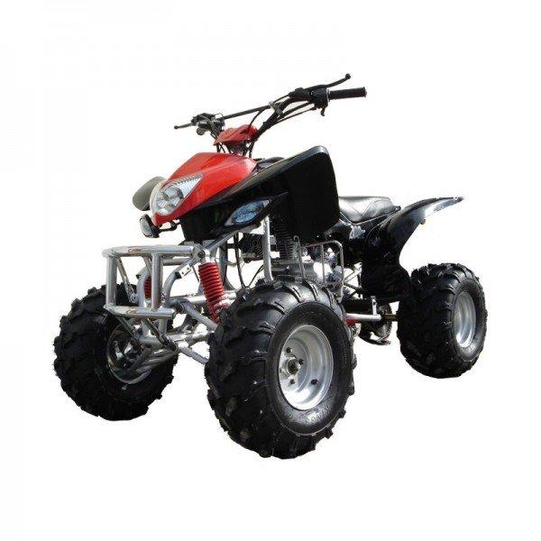QUAD 250cc Offroad Sport schwarz