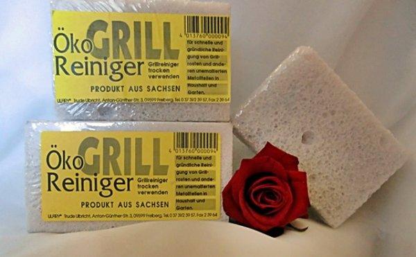 Ulfiry Öko-Grillreiniger ein Produkt aus Sachsen
