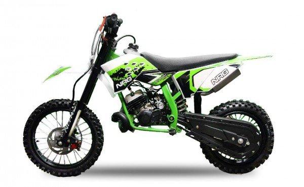 50cc Dirtbike NRG50 14/12 Racing verschiedene Farben