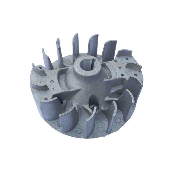 Lüfterrad für Rasentrimmer / 4in1-Tool