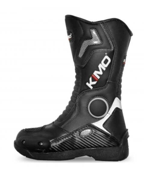 Motocross Kinderstiefel KIMO Protect Boots Gr. 32-38 BLACK