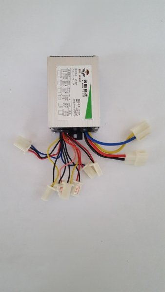 Controller Fahrtenregler Steuergerät 36V 800W E-Quad elektro Miniquad Scooter O3 P