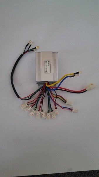 Controller Fahrtenregler Steuergerät 36V 800W E-Quad elektro Miniquad Scooter O2 P