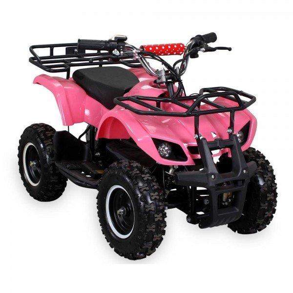 E-QUAD 800W Torino pink