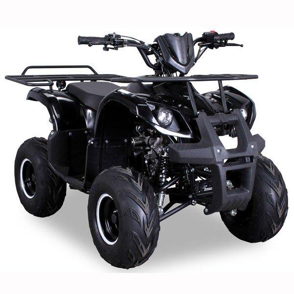 Quad 125cc S-8 Farmer schwarz