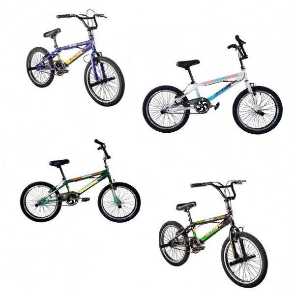 BMX Fahrrad Schiano HARD ROAD 20 Zoll