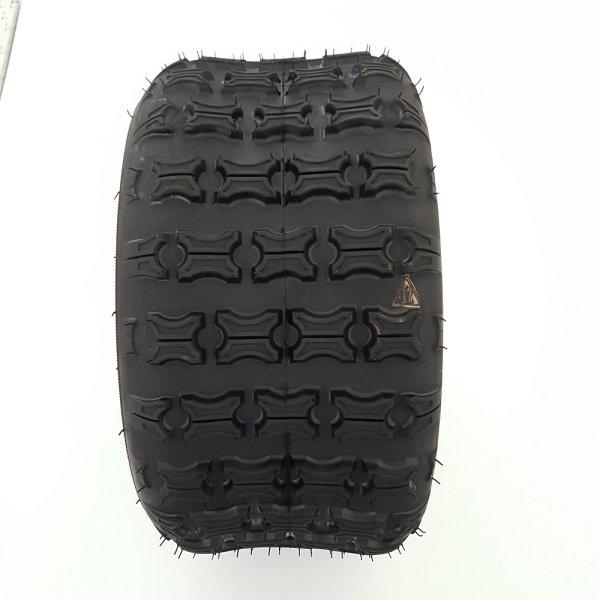 Reifen 18 x 9,5 - 8 incl. Schlauch