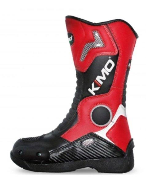 Motocross Kinderstiefel KIMO Protect Boots Gr. 32-38 red