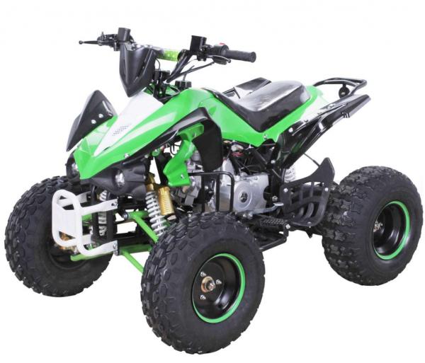 Kinderquad ATV S-12 125 cc Panthera verschi. Farben Scheibenbremsen vorne