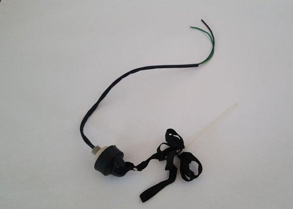 Killswitch Notausschalter Schalter Ein- Ausschalter mit 2 Kabeln für 110cc/125cc Quad N42 P