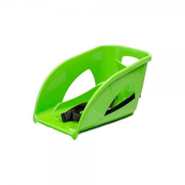 Schlitten Lehne Sitz Seat1 grün