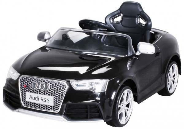 Kinder Elektroauto AUDI RS5 lizenziert blau-metallic