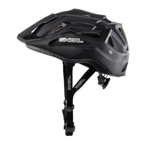 O'Neal Fahrradhelm Q Helmet schwarz matt