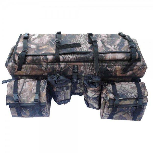 ATV / Quad Gepäckträger-Koffer camouflage