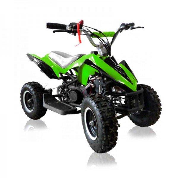 QUAD 49cc Racer grün