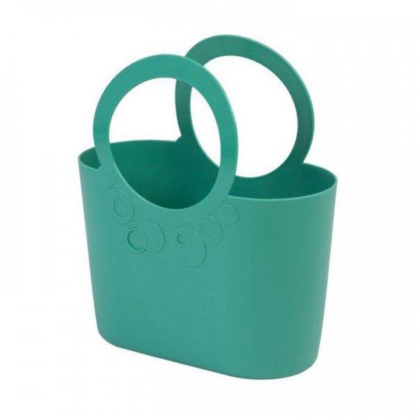 Mehrzweck Plastik Tasche LILY türkis