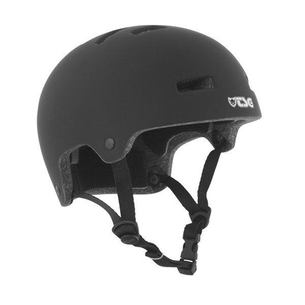 TSG Kids Helm NIPPER Maxi Solid Color Gr XXS/XS flat-black