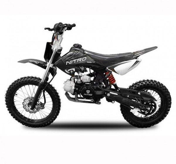 125cc Dirtbike NXD M17 verschiedene Farben