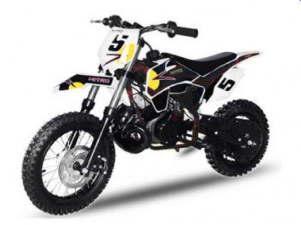 """50cc Dirtbike NRG50 12/10"""" Zoll GT verschiedene Farben"""